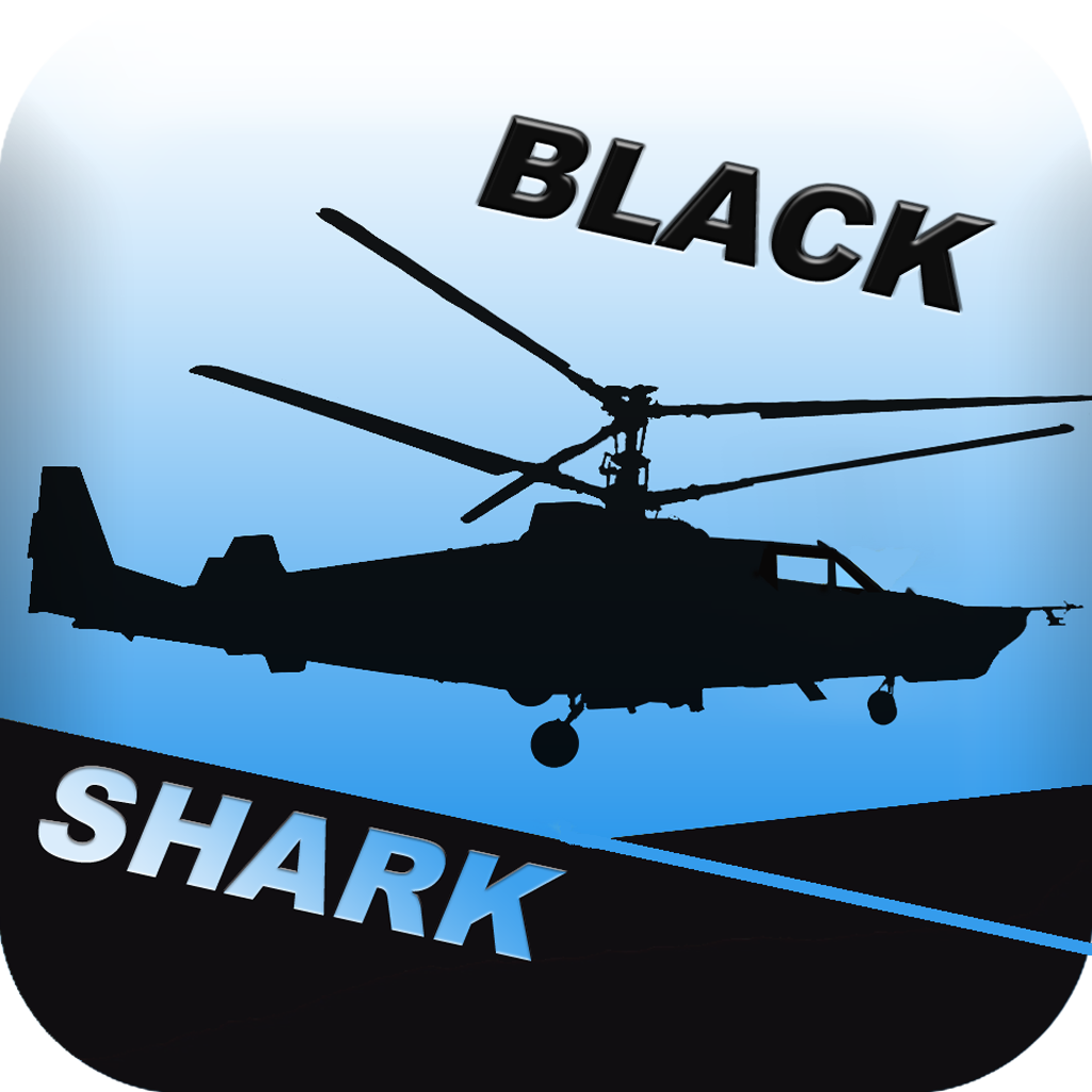 Black Shark - Combat Gunship Flight Simulator iOS
